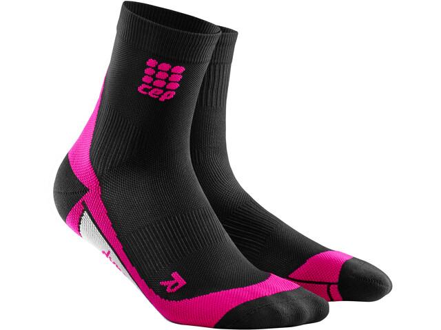 cep Dynamic+ Short Socks Women black/pink